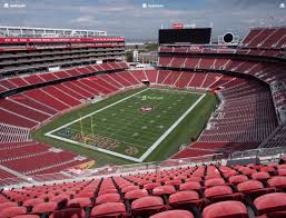 San Francisco 49ers Seating Chart 3d Levis Stadium Section 421 Seat Views Seatgeek