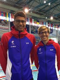 Yohann ndoye brouard is a french swimmer. Bein Confidences Yohann Ndoye Brouard Et La Ma Mere Ne Me Reconnait Plus