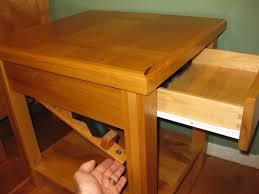 Coffee Table Diy Concealment Flag Concealed Handgun Nightstand
