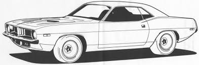 Small Picture Muscle Car Coloring Pages Bestofcoloring pertaining to Muscle Car