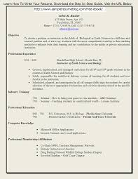 Sample Resume For Teaching Position Sample Resume For Teacher Position Coles Thecolossus Co In Teaching 10
