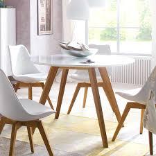 Esstisch Set Weiß Elegant Vidaxl Dreiteiliges Esstisch Set