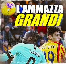 Il Lecce ferma un'Inter stanca e distratta, così come fece ...