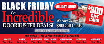 Black Friday Doorbusters Becker Furniture World Twin Cities