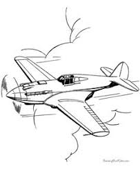 coloring pages of airplanes for kids airplane coloring sheets