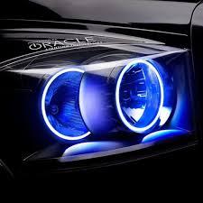 lighting headlights with plasma led