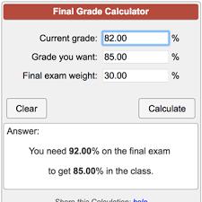 31 Expert Grade Calculator Mcps