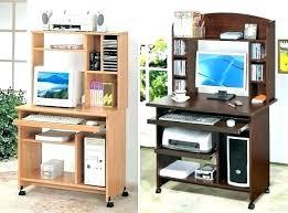 Corner Desk With Printer Shelf Corner Computer Desk With Printer Shelf Desk With Printer Shelf Small Desk Desk With Printer Shelf Small Ta3malcom Ecosystemmap