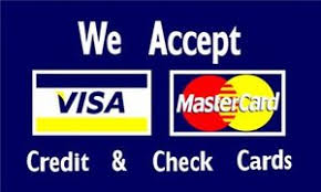 3x5 business cards we accept visa mastercard 3x5 ft flag business sign banner credit