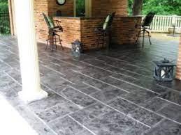 patio resurfacing vs replacement cost