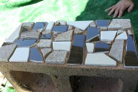 cinder block furniture. Exellent Furniture Cinder Block Furniture Backyard  Outdoor In