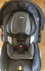 preloved chicco fit2 infant to toddler