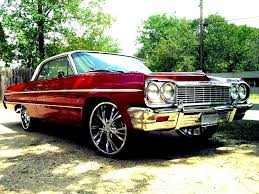 Reader's Rides: Jackie's 1964 Chevy Impala SS