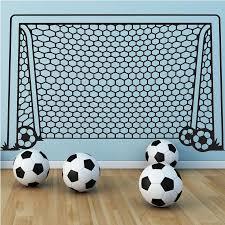 Voetbal En Beroemde Voetballers Muurstickers Home Decor Muur Sticker
