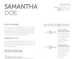 Branding Resume Free Resume Example And Writing Download