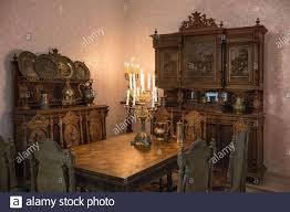 Belgian Interior Design Style Antique Kitchen Interior In Traditional Belgian Style And