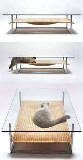 cat coffee table coffee table and cat bed in one sitting with friends over cat cat coffee table