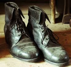 fix s in leather shoes