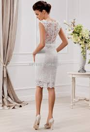 short sexy lace wedding dresses naf dresses