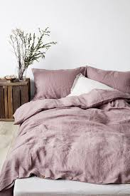 purple duvet sets and king size bed linen purple minimalist bedroom more