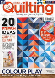 Issue 43 of Love Patchwork & Quilting on sale today! - Love ... & Issue 43 of Love Patchwork & Quilting on sale today! - Love Patchwork &  Quilting Adamdwight.com