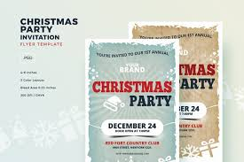 Gold Confetti Christmas Party Invitation By Clementinecreative On ...