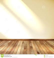 Room Wall Empty Room With Wall And Wooden Floor Eps 10 Royalty Free Stock