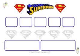 Reward Systems Superman Character