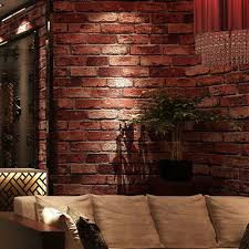 3d realistic slate brick wallpaper