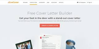 Amazing Cover Letter Creator Top 5 Online Cover Letter Creators And Their Reviews Rezrunner