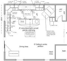 Ideal Kitchen Layout Optimal Kitchen Layout Home Design Prepossessing  Decorating Inspiration