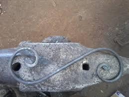 Sedie In Ferro Battuto Ebay : Lavori in ferro forgiato e battuto a mano frattamaggiore
