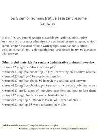 interview questions for executive assistant sample resume executive assistant vitadance me