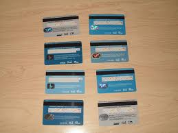 Replica Cards Card - Credit