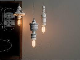 karman lighting. direct light ceramic pendant lamp mek 1 mek collection by karman design bizzarridesign lighting