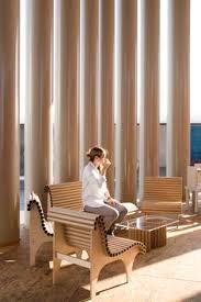 cardboard tube furniture. camper pavillion alicante shigeru ban cardboard tube furniture easy to build scale using art straws