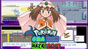 New Completed Pokemon Aquamarine Version GBA ROM HACK New Region,  story,moves,starter with Evee &