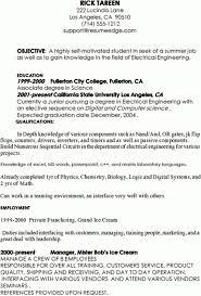 Computer Science Resume Sample Luxury Resume For Puter Science Best Computer Science Student Resume