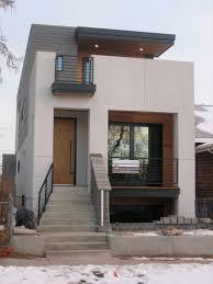 modern small concrete house design 0