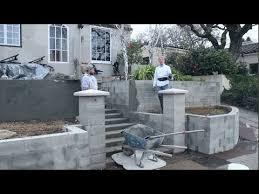 stucco over concrete or cinder blocks