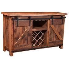 sliding barn door wine cabinet 2 658 liked on polyvore featuring home furniture storage shelves bar cabinets liquor display cabinet door