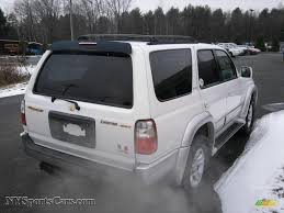 2001 Toyota 4Runner Limited 4x4 in Natural White photo #6 - 059453 ...