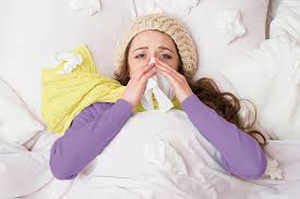 blocked up how to sleep with a stuffy nose