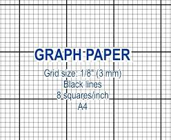 One Inch Graph Paper One Inch Grid Paper Graph Paper Tamacrosby Club
