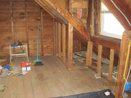 insulation quandary knee walls with photo attic jpg