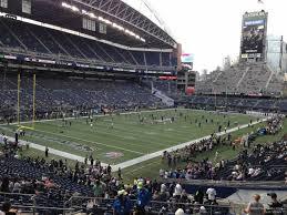 Centurylink Field Section 117 Seattle Seahawks