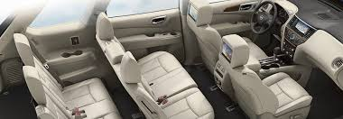 ... 2018 Nissan Pathfinder Seats Seen From The Side  Fenton Of Legends
