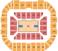 Harry A Gampel Pavilion Seating Chart Storrs Mansfield