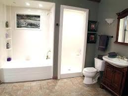 acrylic shower surround image of modern panels sheet wall vs tile bathtubs tub