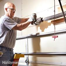 garage door repairsHow to Fix a Noisy Garage Door  Family Handyman